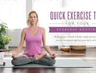 Exercise tips- Young Living