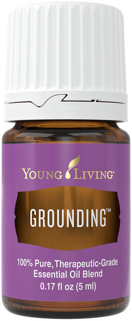 Grounding Essential Oil Blend - Young Living