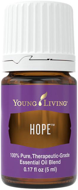 Hope Essential Oil Blend - Muda Hidup