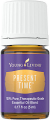 Present Time Essential Oil Blend - Young Living