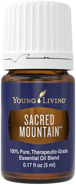 Sacred Mountain Essential Oil Blend