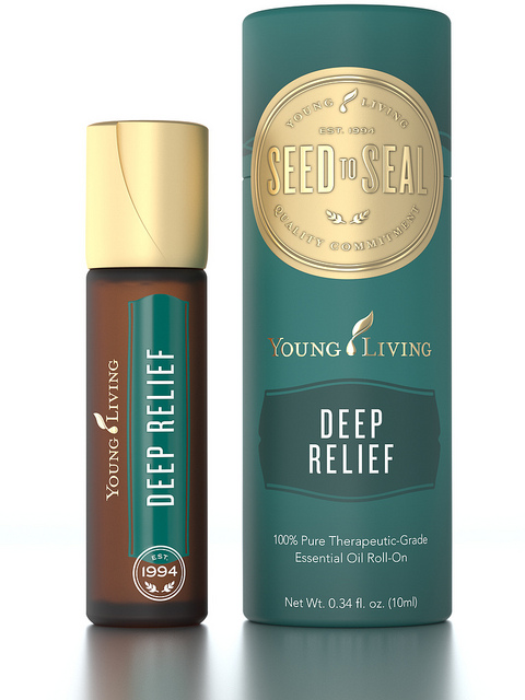 Young Living Deep Relief | Young Living Essential Oils