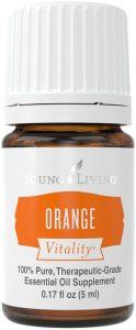 Orange Vitality Essential Oil