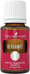 Bergamot Essential Oil Bottle