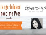 Orange Chocolate Pot Recipe