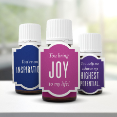 Young Living Printable Gift Tags
