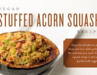 Acorn Squash Recipe Header