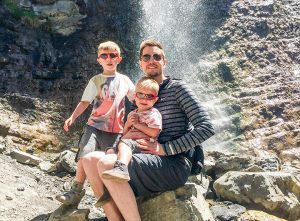 Shane Smith's Family