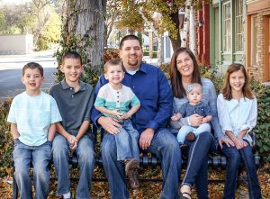 Travis Rasmussen's Family