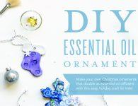 DIY Essential Ornament Diffuser Header