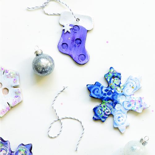 DIY Essential Ornament Diffuser Tile