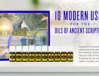 Young Living Biblical Oils