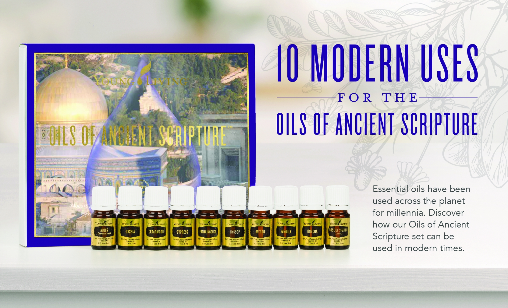 Young Living Biblical Oils