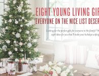 Young Living Christmas Stocking Stuffers and Gift Ideas