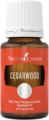 Aceite esencial de madera de cedro