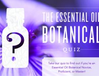 Essential Oil Botanical Quiz