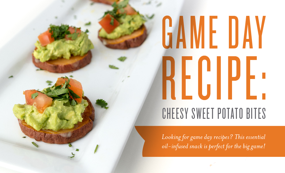 Game Day Recipe Header