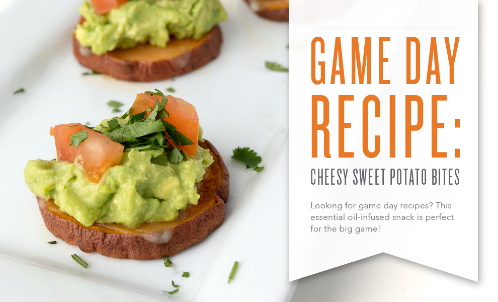 Game Day Recipe Slider