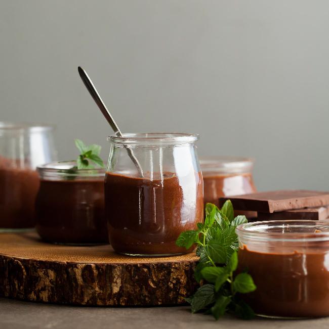 Dairy-Free Dark Chocolate Peppermint Mousse Recipe