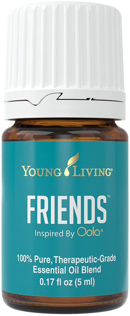 Oola Friends essential oil blend