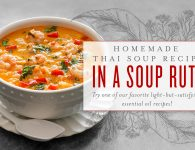 Homemade Thai Soup Recipe Header