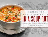 Homemade Thai Soup Recipe Header