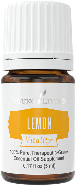 Lemon Vitality essential oil