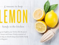 5 reasons to keep Lemon handy in the kitchen Header