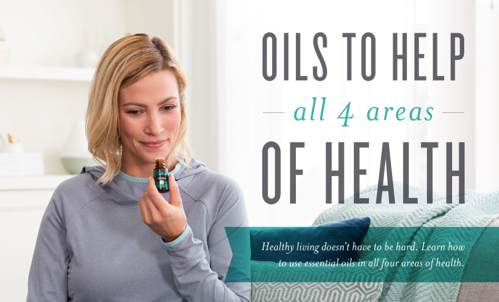 Oils for all four areas of health header