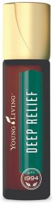 Deep relief esential oil roll-on