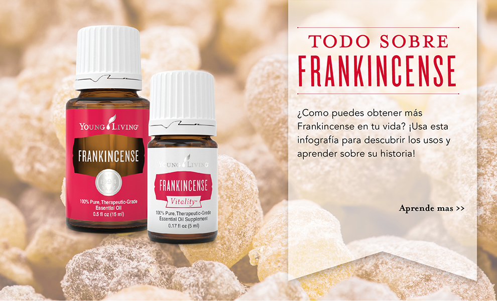 Spanish all about Frankincense