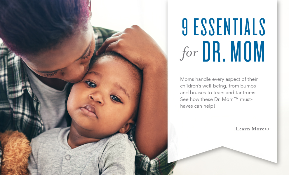 Young Living Essentials for Dr. Mom Slider