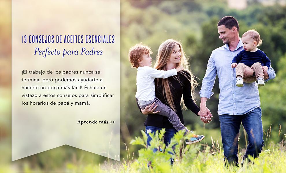 13 Consejos de Aceites Esenciales Perfectos para Padres