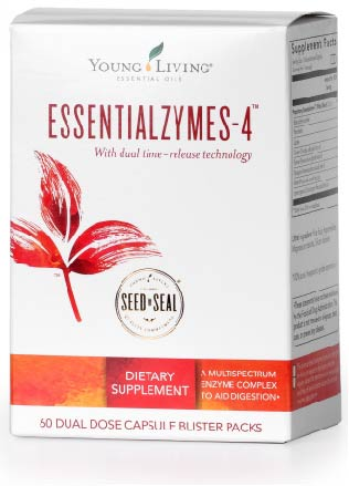 Essentialzyme-4 Young Living Complex