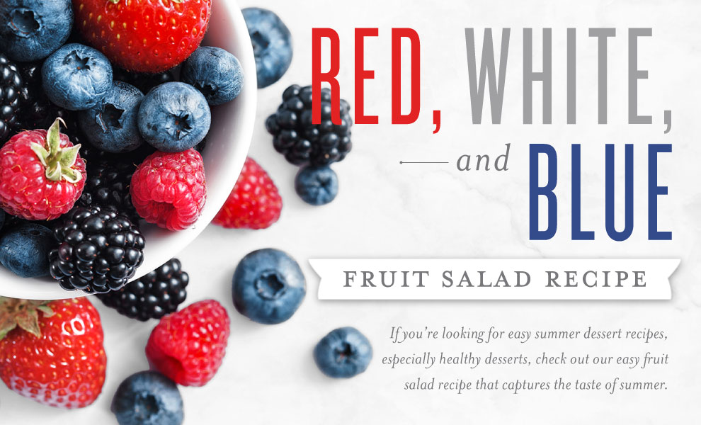 4th Of July Fruit Salad Recipe Young Living Blog