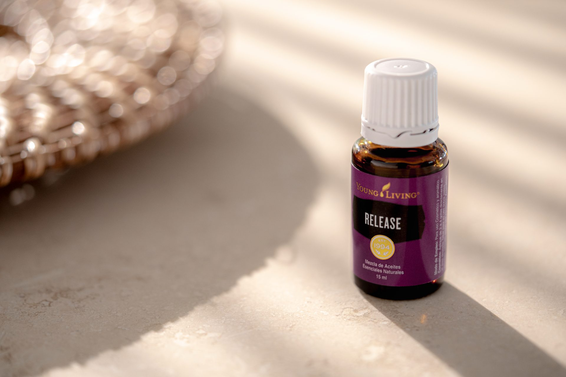 Young Living Essential Oil Release essential oil blend