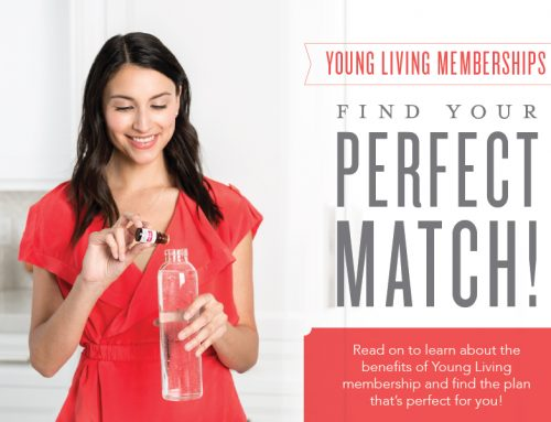 Young Living memberships: Find your perfect match!