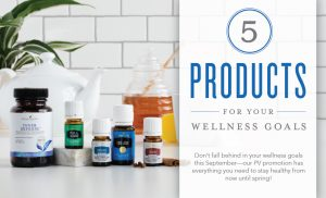 September 2017 PV Promo Young Living