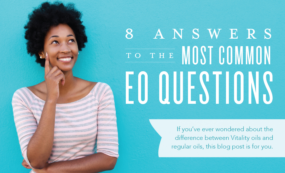8 answers to the most common essential oil questions