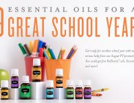 Young Living August PV Promo