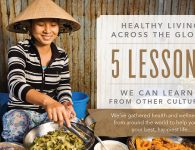 Tips on how to stay healthy from around the world