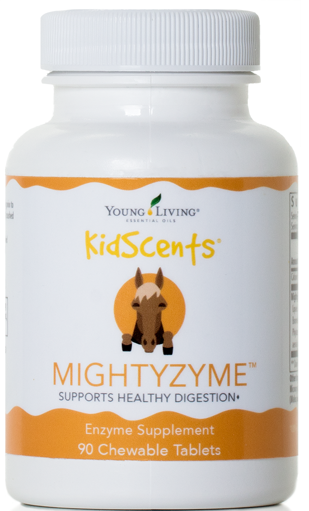 Kidscents MightyZymes Young Living