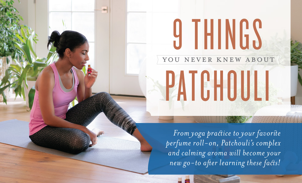 9 uses and benefits of Patchouli essential oil