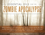 Essential oils for the Zombie Apocalypse
