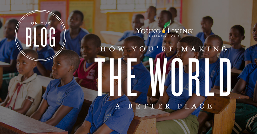 The D. Gary Young, Young Living Foundation