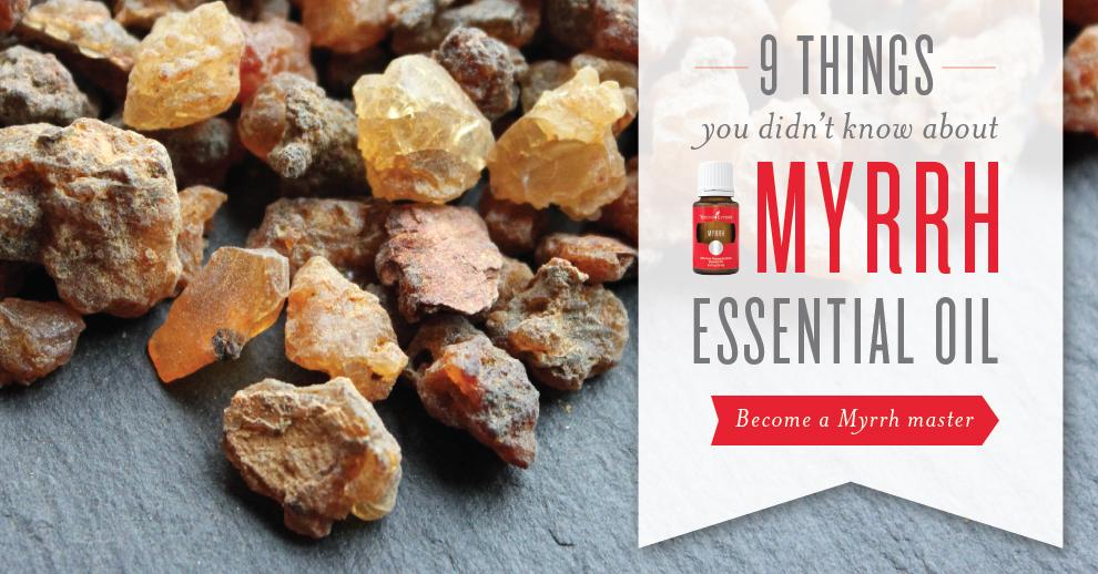All About Myrrh EO