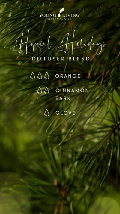 blog-Cozy up with Clove- 8 reasons why we love it_Hopeful Holidays-Diffuser Blend