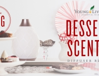 Dessert-scented diffuser blends
