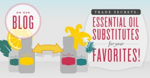 Essential Oil Substitution Guide | Young Living Essential Oils