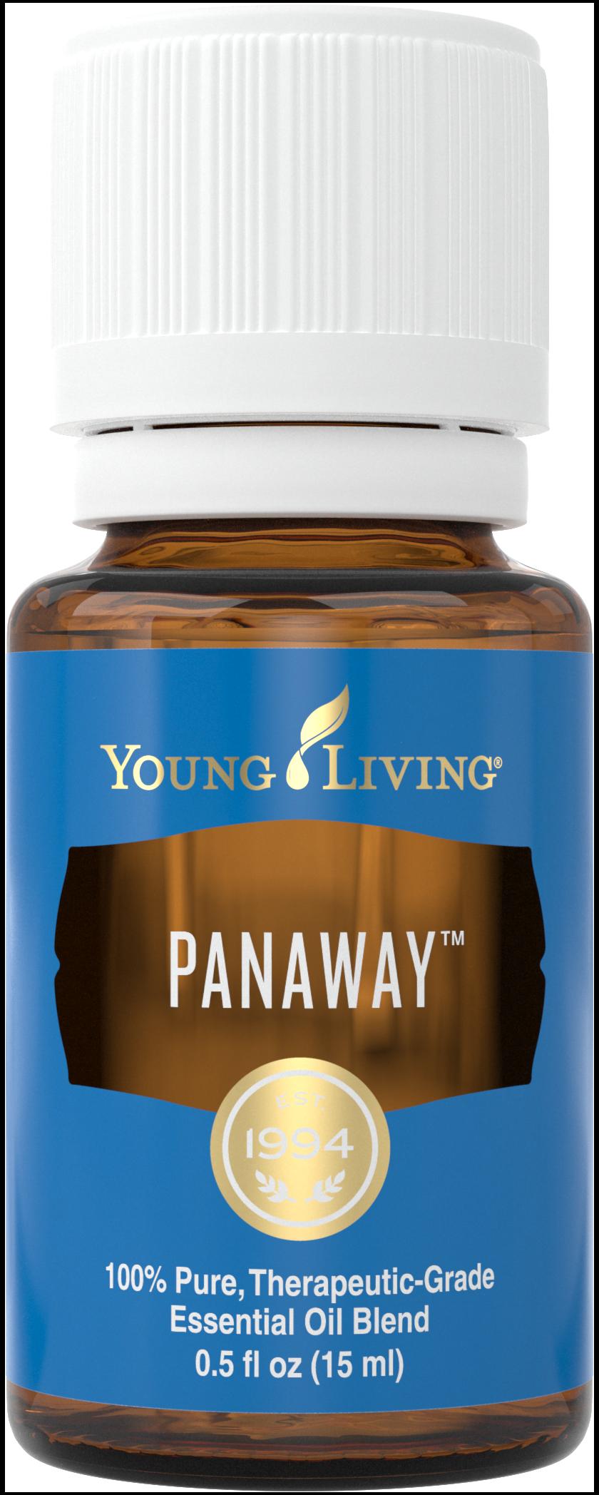 Manfaat dan penggunaan minyak atsiri PanAway